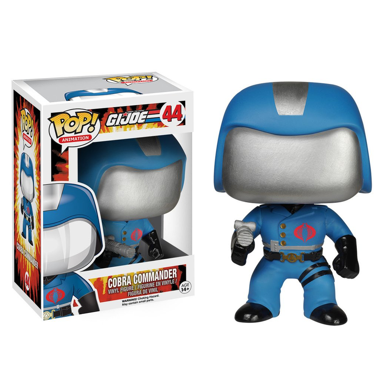 G.I. JOE - Funko POP - Cobra Commander