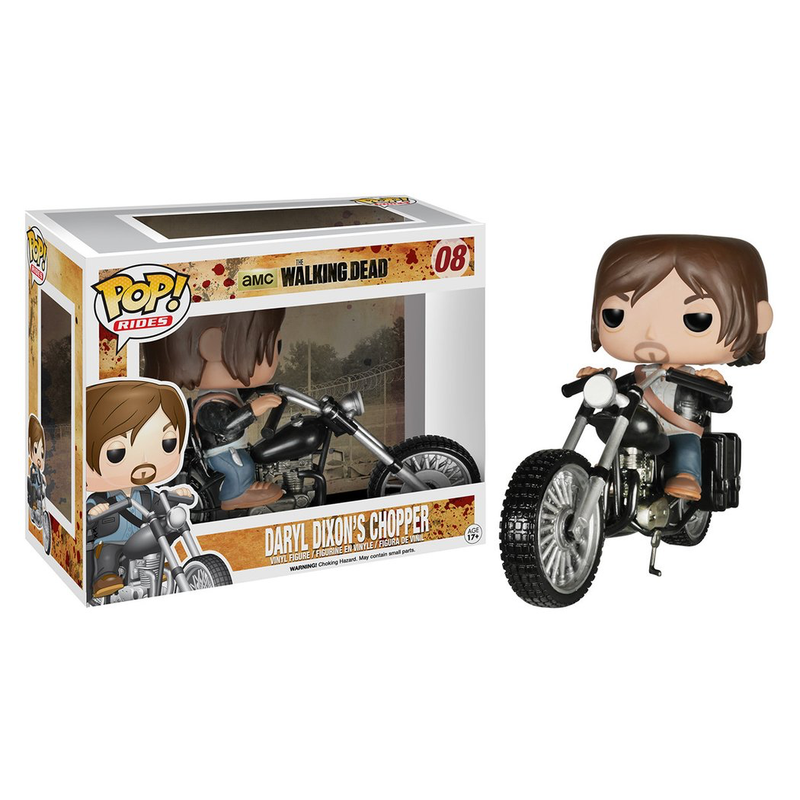 The Walking Dead - Pop! Rides - Daryl Dixon's Chopper