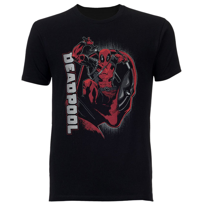 Deadpool- Camiseta - On my mind - Hombre