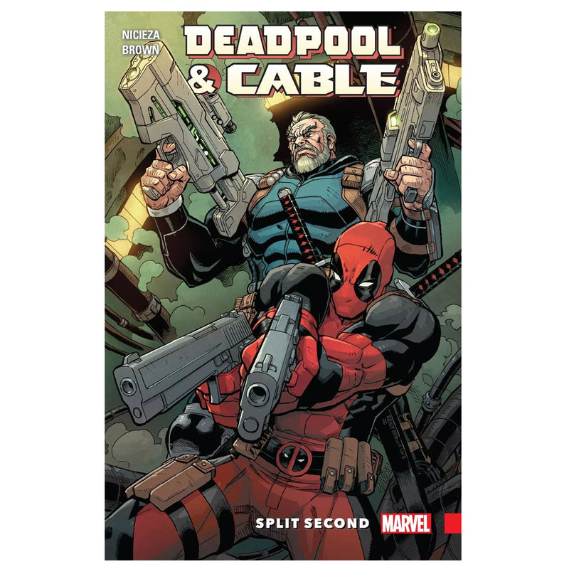 Deadpool & Cable: Split Second - Novela Gráfica - Inglés