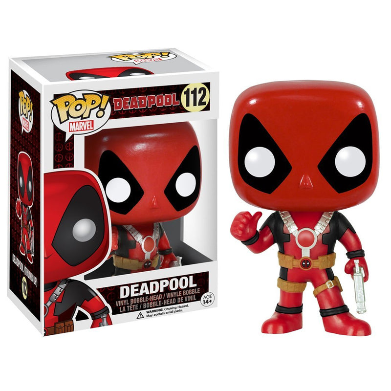 Marvel - Funko POP - Deadpool Thumb Up