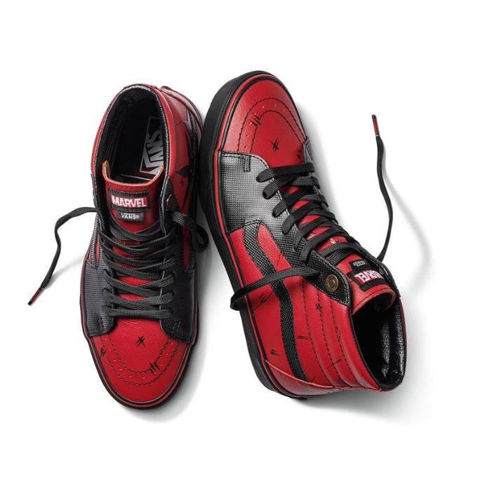 Marvel - Zapatos - Vans - Deadpool - Preorden