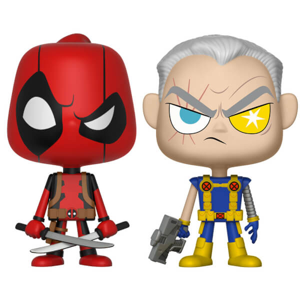 Marvel - Funko Vynl - Deadpool and Cable