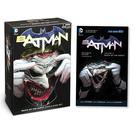 Batman: Death of the Family - Cuy Combo - Preorden