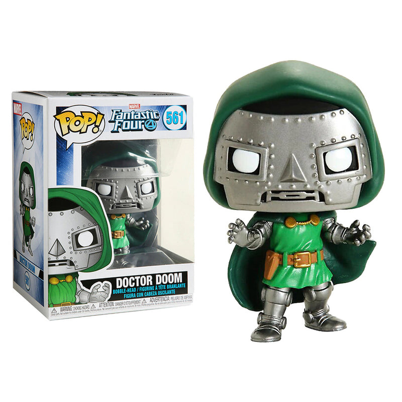 Fantastic 4 -  Funko Pop - Doctor Doom