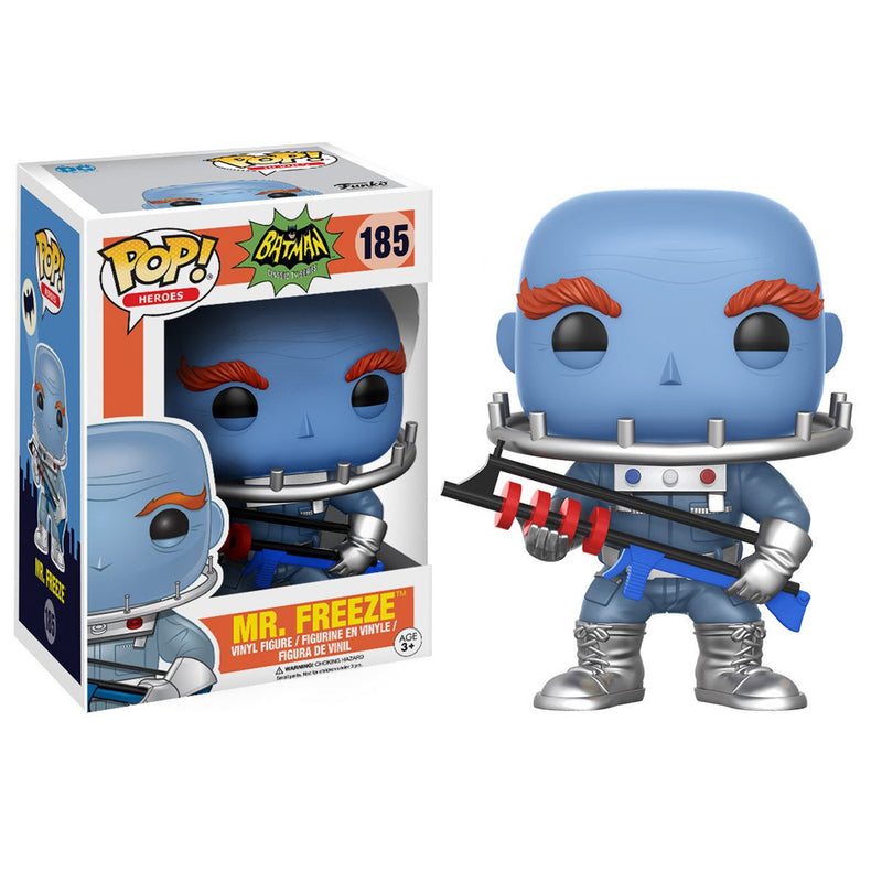Batman - Funko Pop - Mr. Freeze 1966