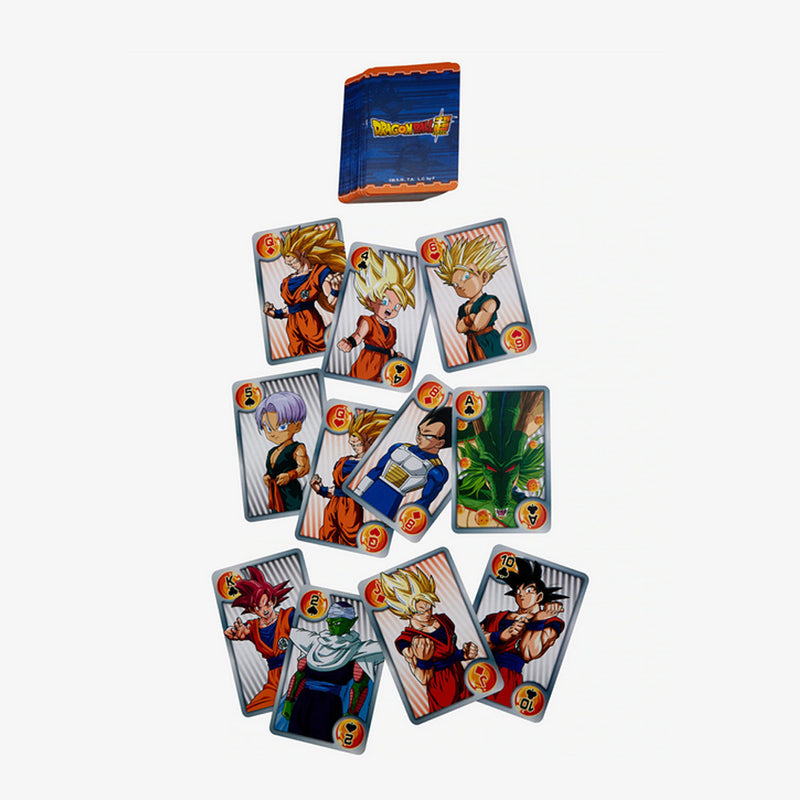 Dragon Ball - Cartas