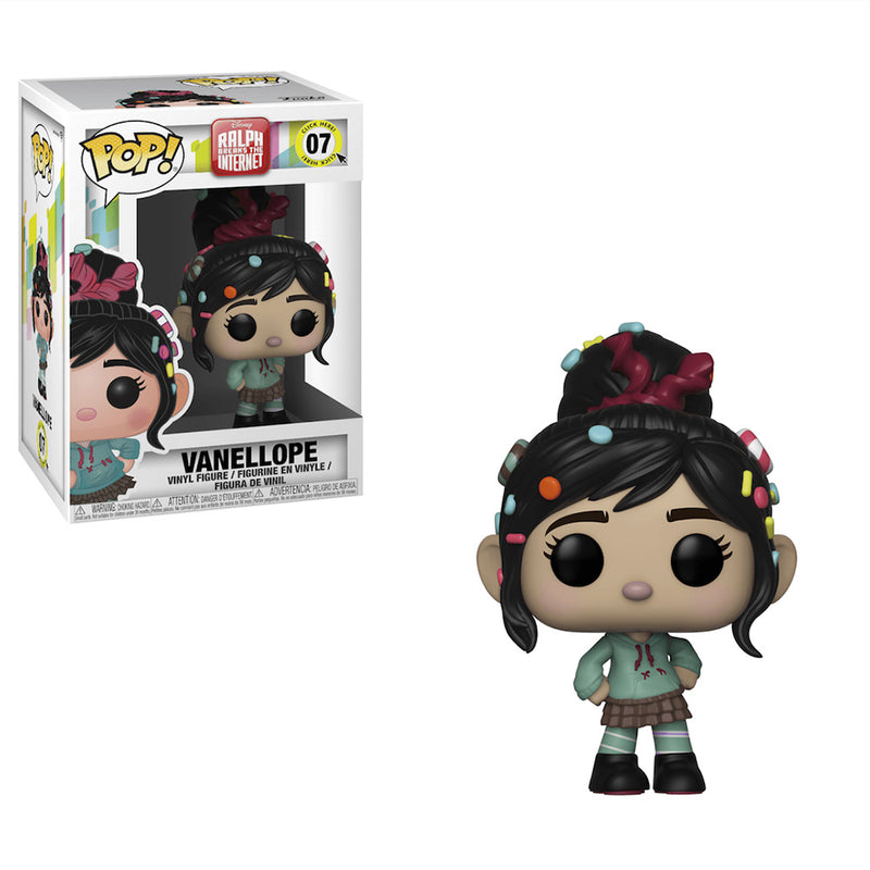 Wreck-It Ralph - Funko Pop - Vanellope - Preorden