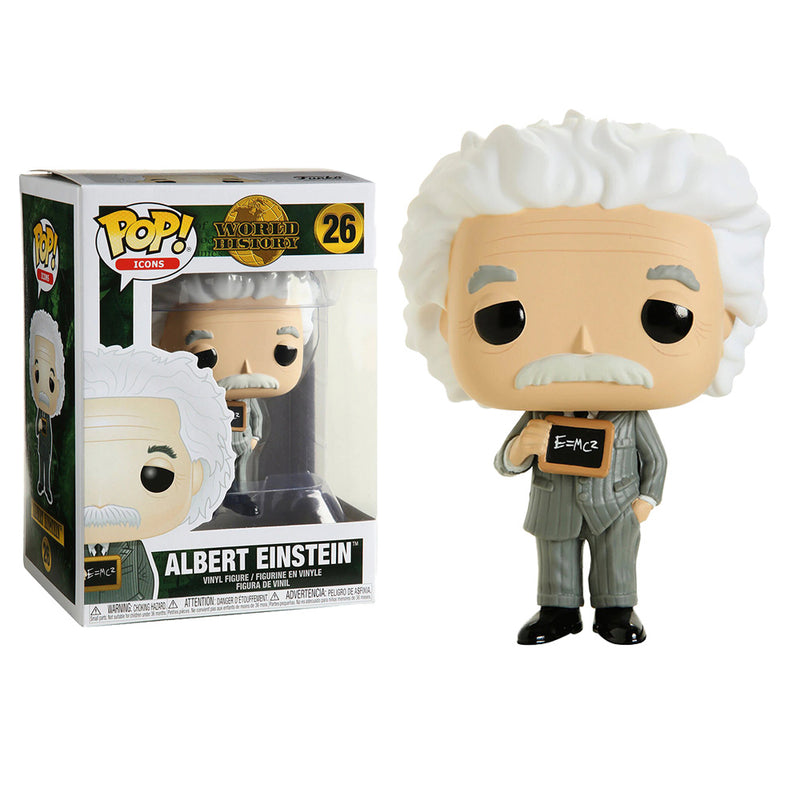 World History -  Funko Pop - Albert Einstein