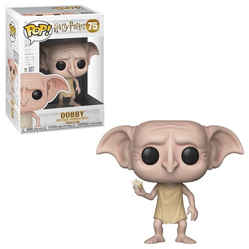 Harry Potter - Funko POP - Dobby Snapping His Fingers - Preorden