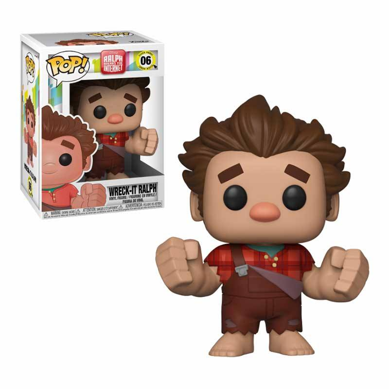 Wreck-It Ralph - Funko Pop - Wreck-It Ralph