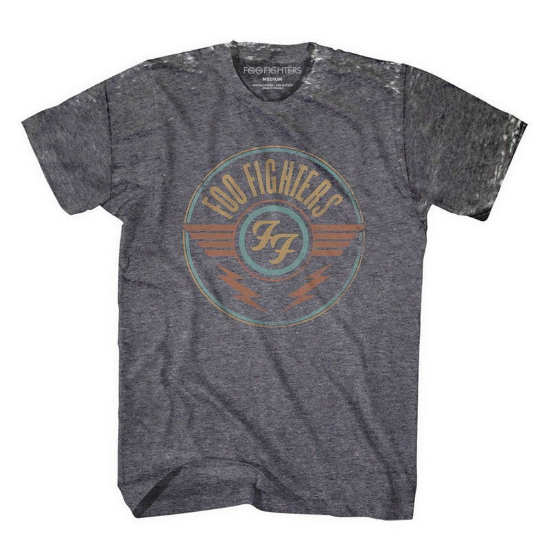 Foo Fighters - Camiseta Estilo Vintage – Hombre