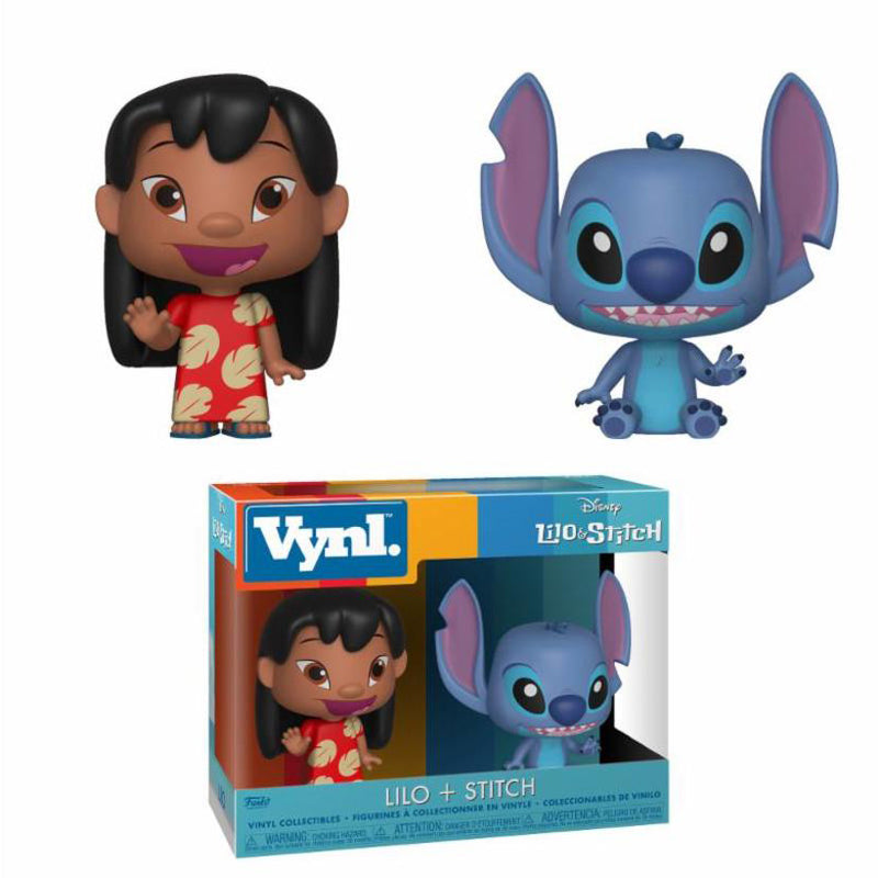 Lilo And Stitch - Funko Vynl - Lilo And Stitch - Preorden
