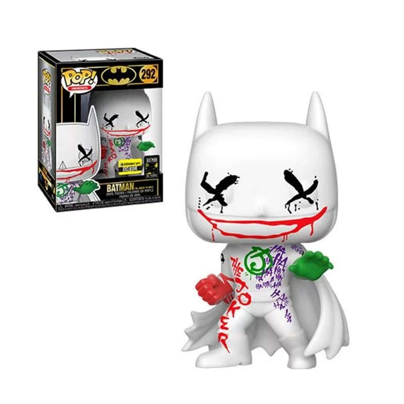 Batman - Funko POP - Jokers Wild - Edición Limitada - Preorden
