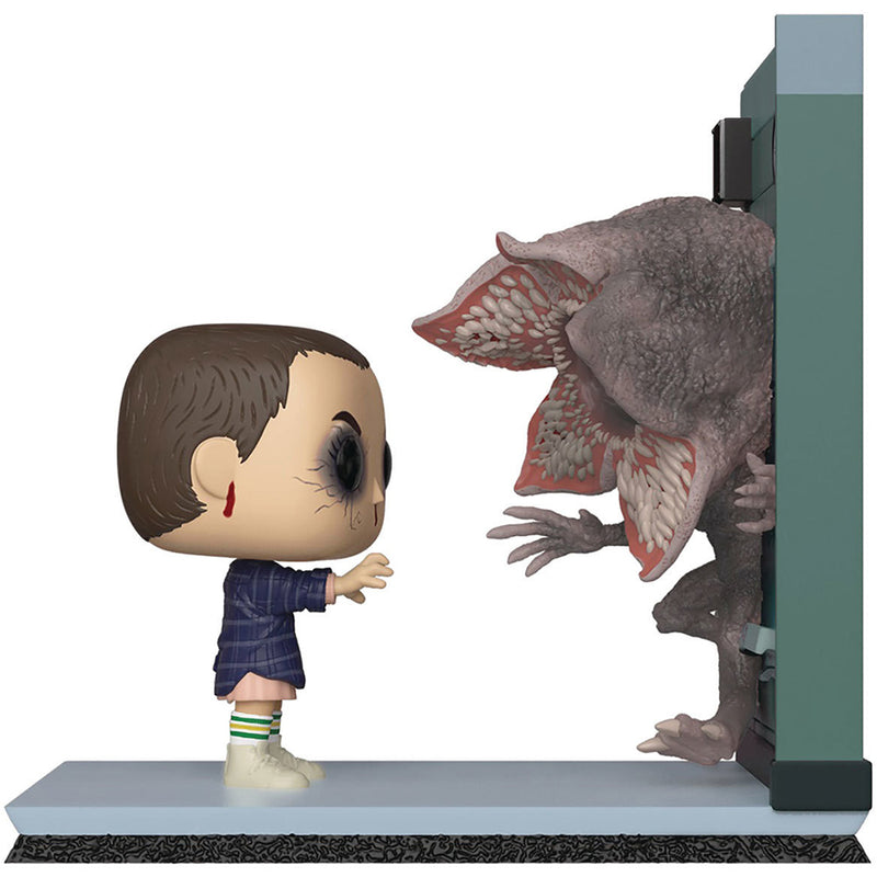 Stranger Things - Funko Pop - Movie Moments: Eleven and Demogorgon