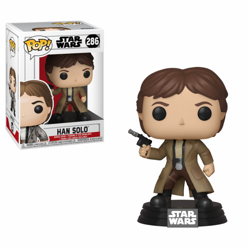 Star Wars: Return of the Jedi  - Funko Pop - Han Solo