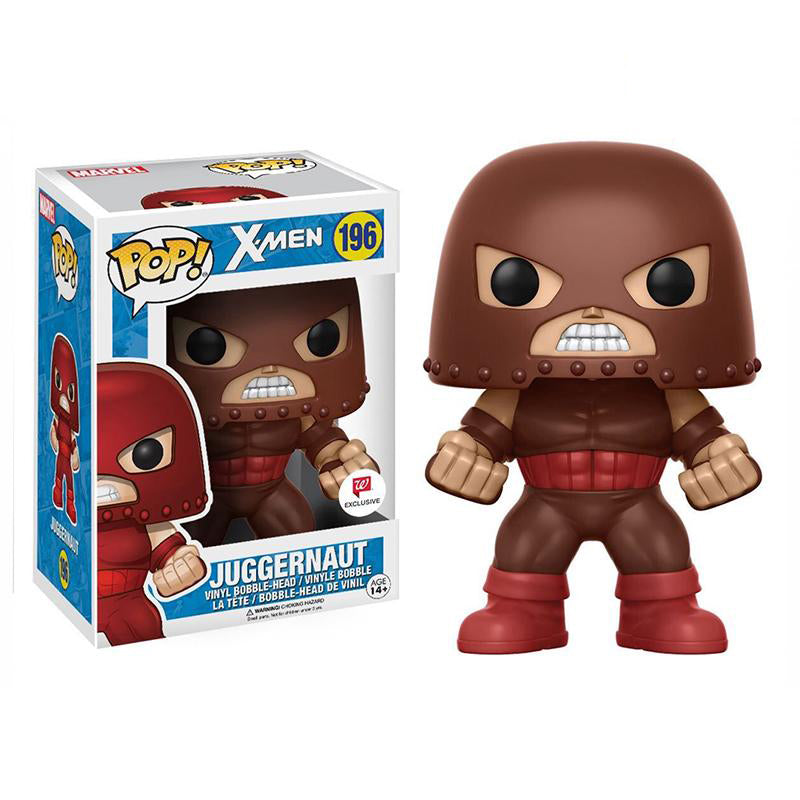 X-Men - Funko Pop - Juggernaut - Edición Limitada - Walgreens