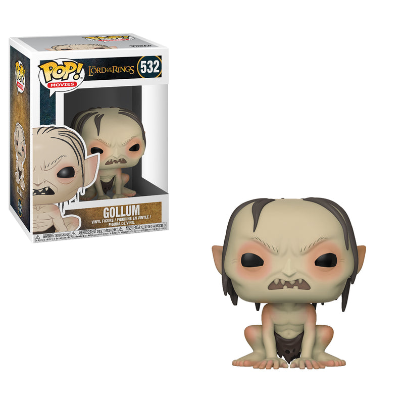 The lord of the rings – Funko Pop – Gollum