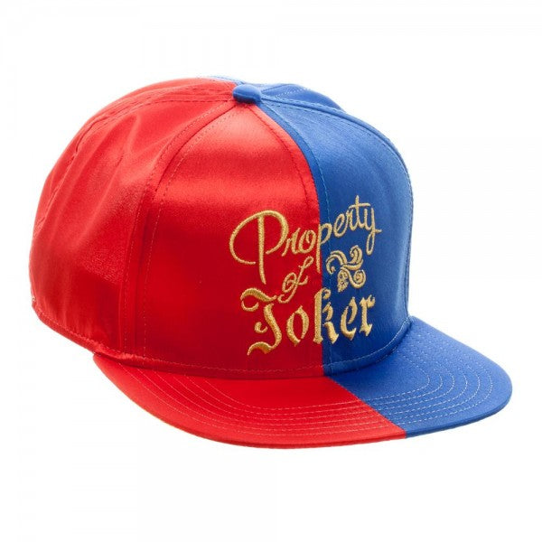 Harley Quinn - Gorra - Property of the Joker