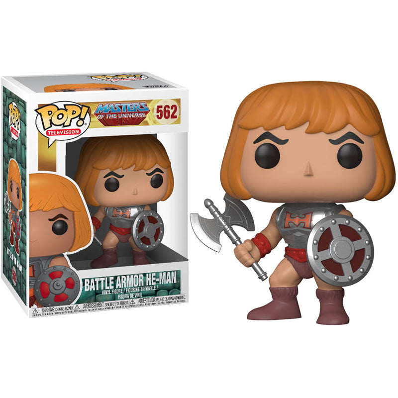 Masters of the Universe - Funko POP - He-Man