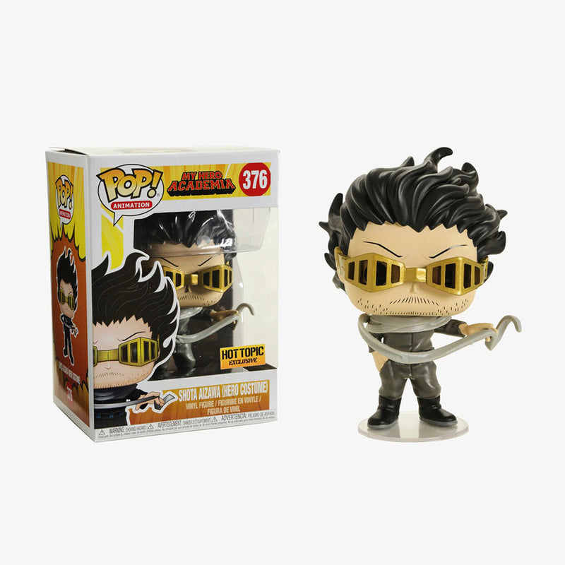 My Hero Academia - Funko Pop - Shota Aizawa (Hero Costume) - Edición Limitada