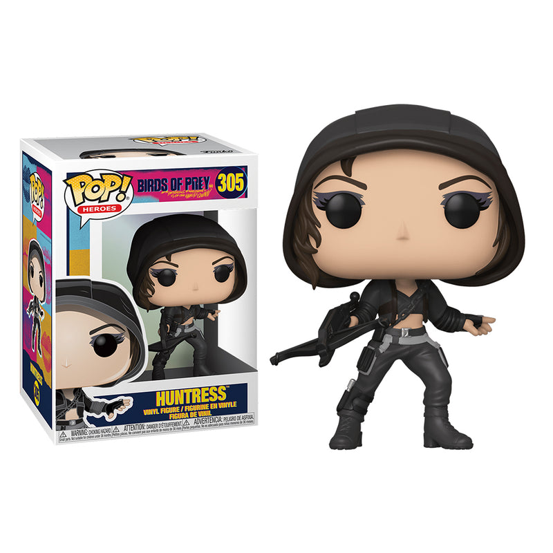 Birds Of Prey - Funko POP - Huntress
