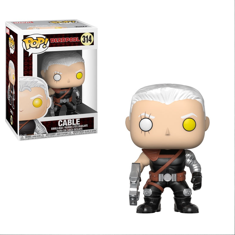 Marvel - Funko POP - Cable