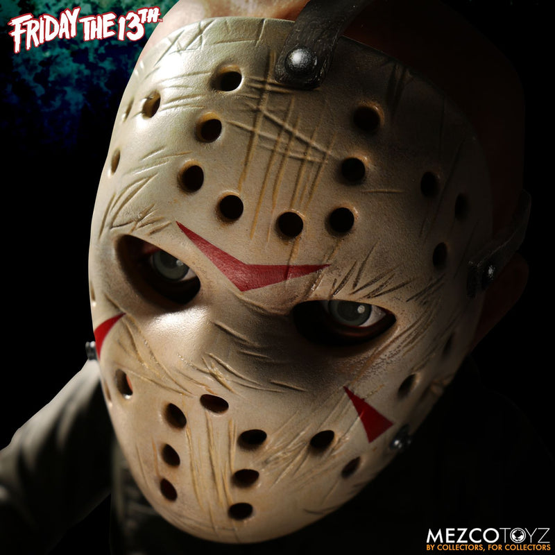 Friday the 13th - Mezco - Jason Deluxe - Edición Limitada