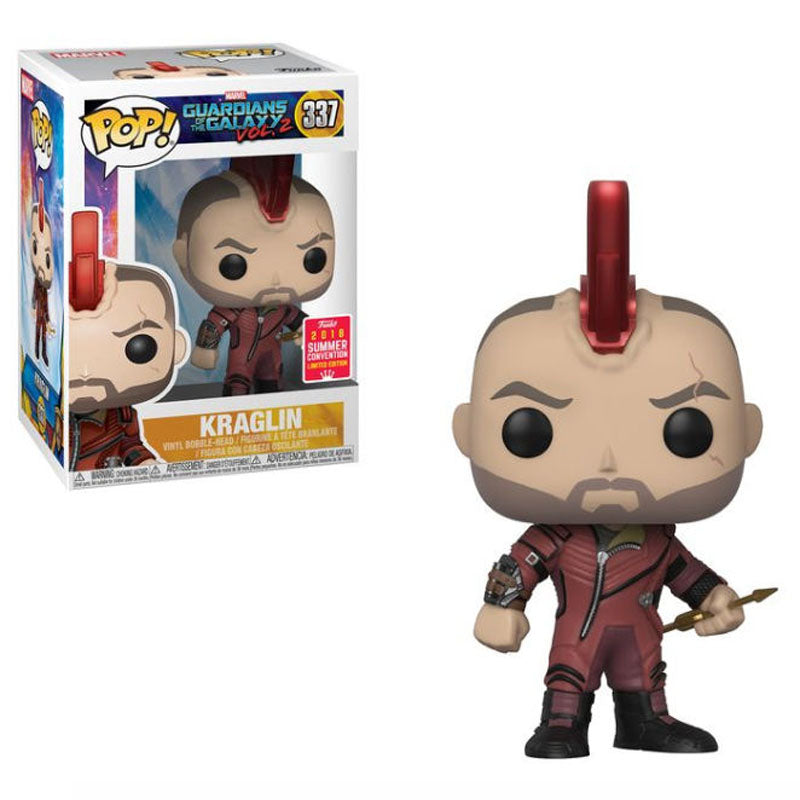"Guardians of the Galaxy  - Funko Pop - Kraglin - ""Summer Convention"""" Edición Limitada"