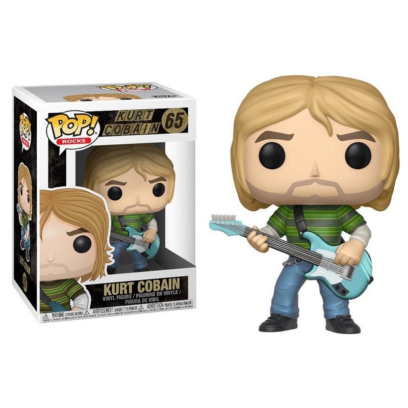 Nirvana -  Funko Pop - Kurt Cobain