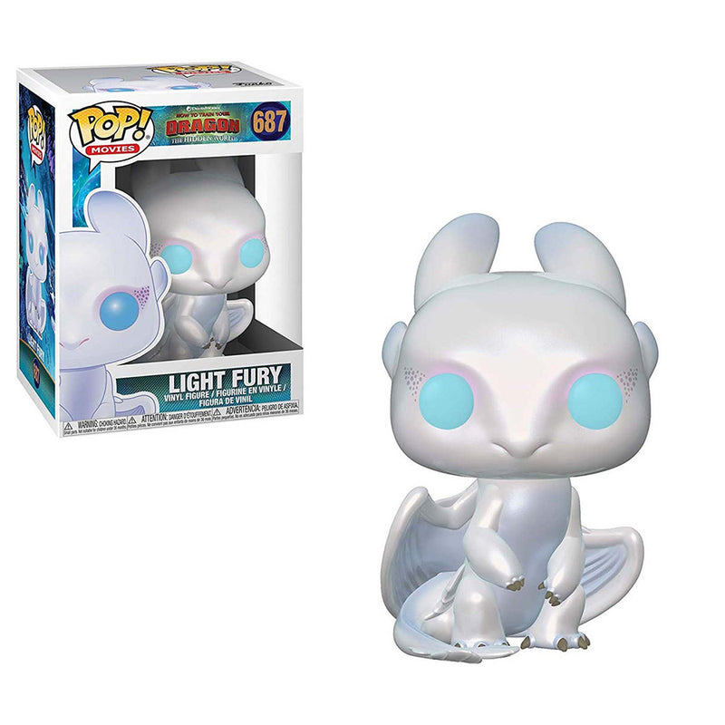 How To Train Your Dragon -  Funko Pop - Light Fury - Preorden