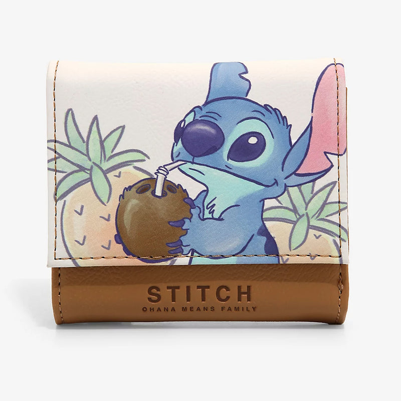 Lilo & Stitch  - Billetera - Pineapple