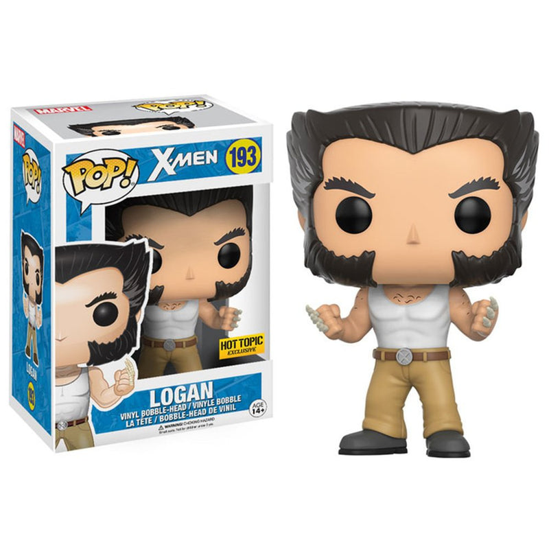 X-men - Funko POP - Logan (Bone Claw) - Edición Limitada
