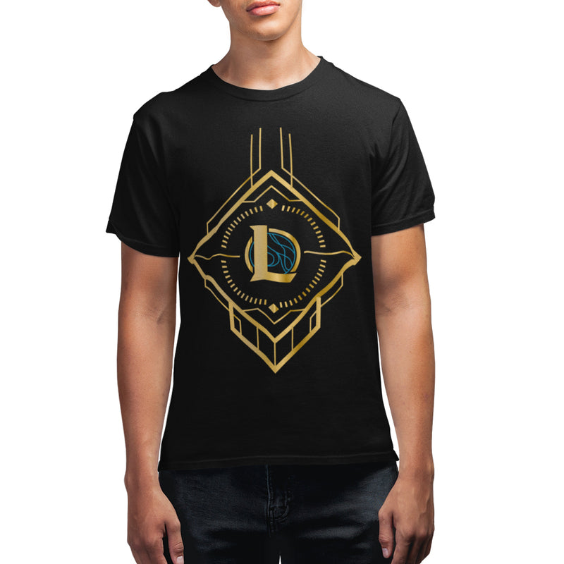 League of Legends – Camiseta – Logo – Hombre