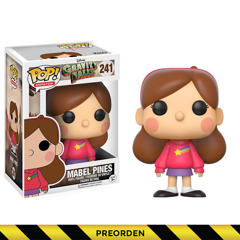 Gravity Falls - Funko POP - Mabel Pines - Preorden