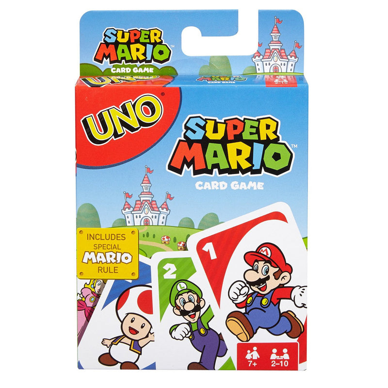 Super Mario - UNO - Cartas