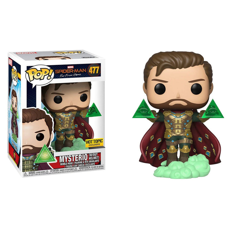 Spider-Man: Far From Home - Funko Pop - Mysterio - Edición Limitada