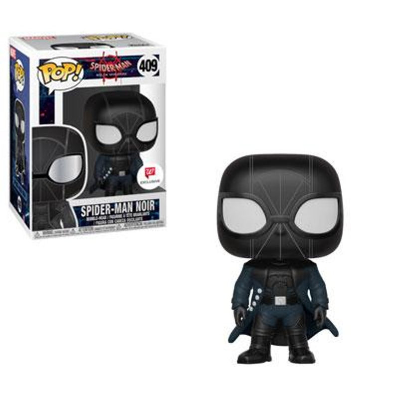 Spider-man Animated - Funko Pop - Spider-Man Noir - Edición Limitada
