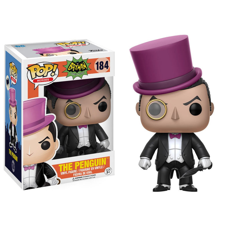 Batman - Funko Pop - Penguin 1966