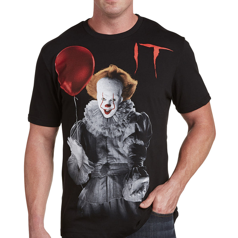 Pennywise IT -  Camiseta - Hombre