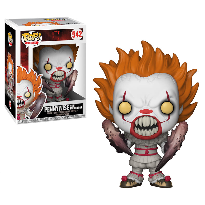 IT -  Funko Pop - Pennywise with spider legs – Preorden