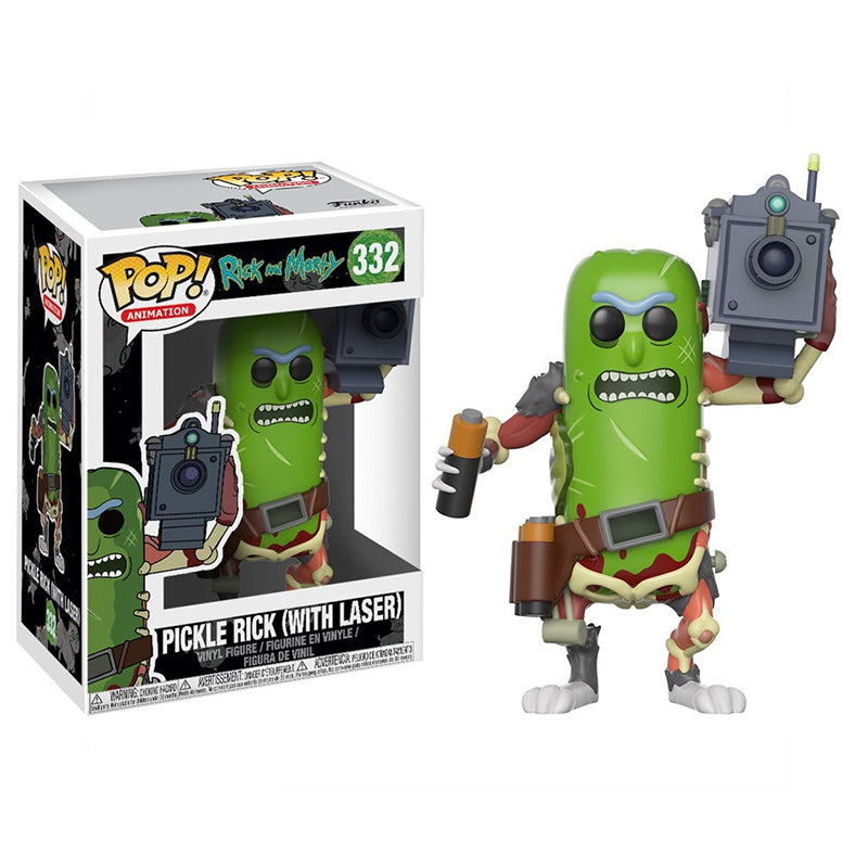 Rick and Morty -  Funko Pop - Pickle Rick