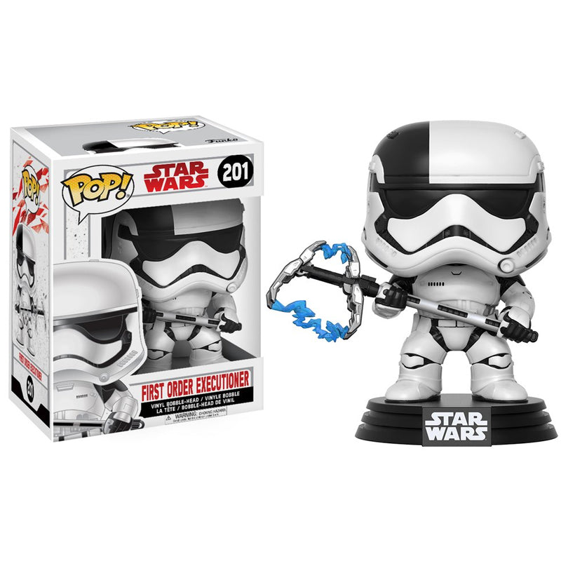 Star Wars The Last Jedi - Funko Pop - First Order Executioner