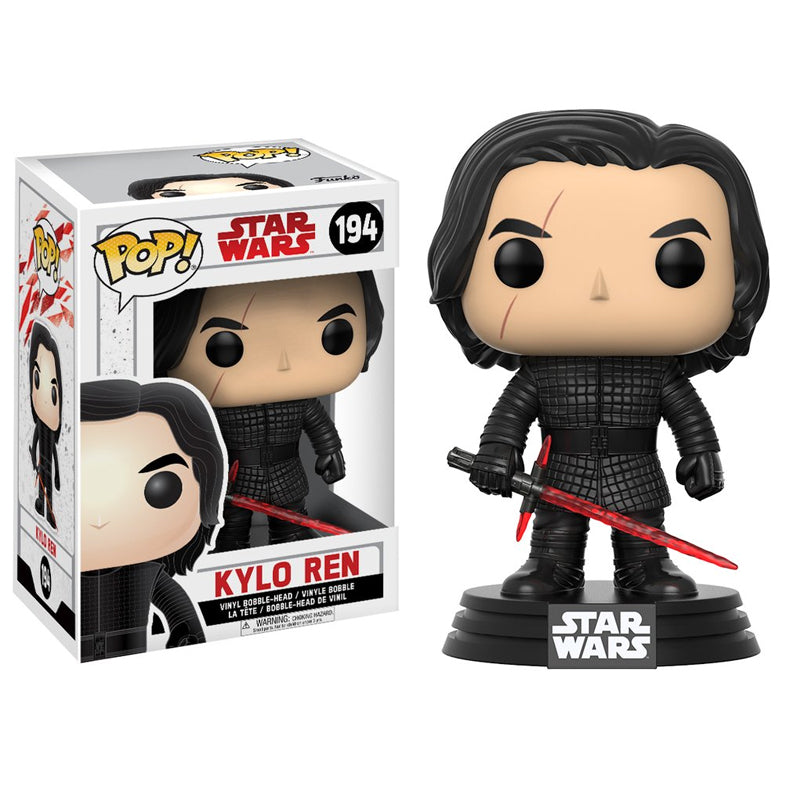 Star Wars The Last Jedi - Funko Pop - Kylo Ren