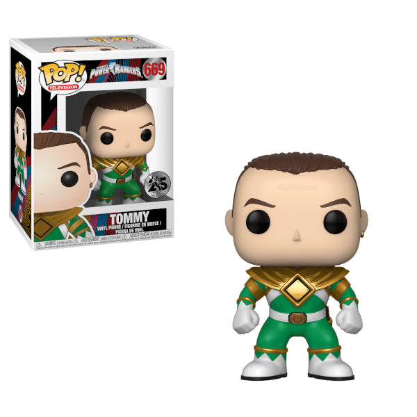 Power Rangers - Funko POP - Green Ranger Tommy - Preorden