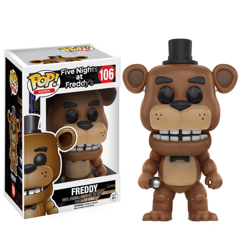 Five Nights at Freddy's -  Funko Pop - Freddy