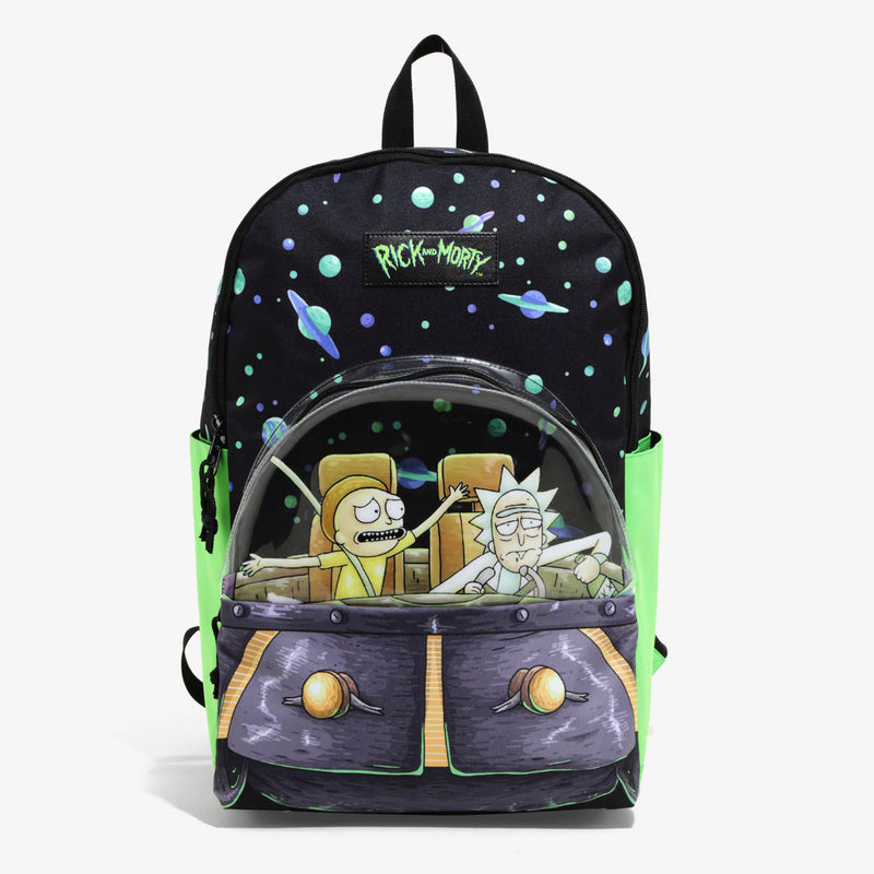 Rick and Morty – Mochila