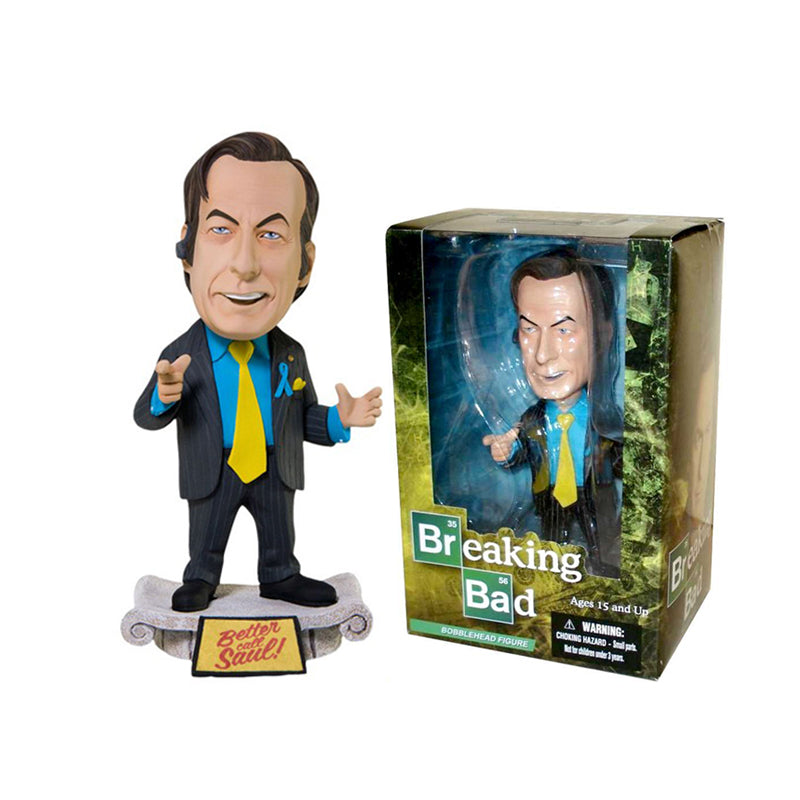 Breaking Bad – Mezco Bobblehead – Saul Goodman