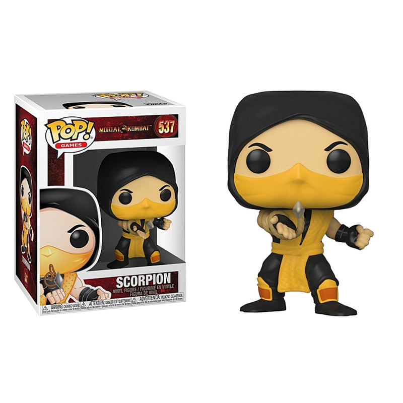 Mortal Kombat - Funko Pop - Scorpion Classic