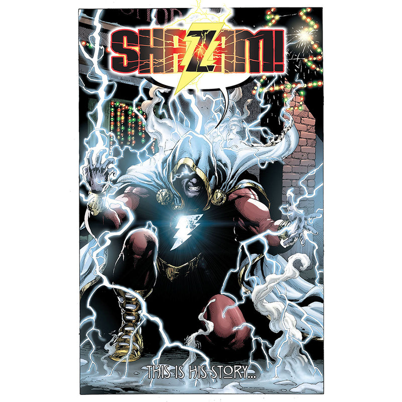 Shazam Vol. 1 (The New 52) - Novela Gráfica - Inglés